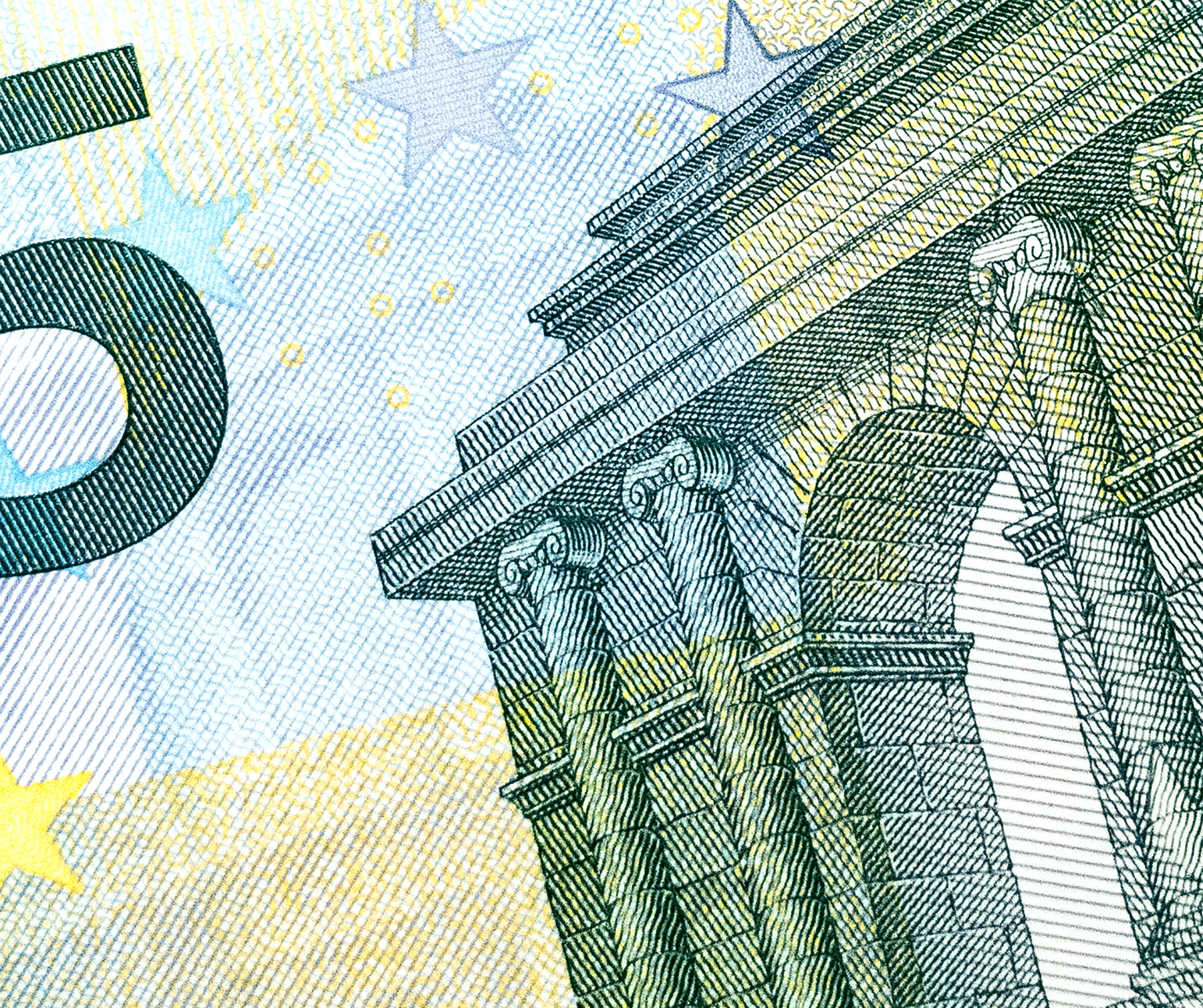 Euro-Banknote
